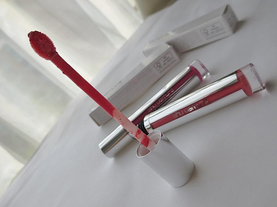Shu Uemura Tint in Gelato applicator