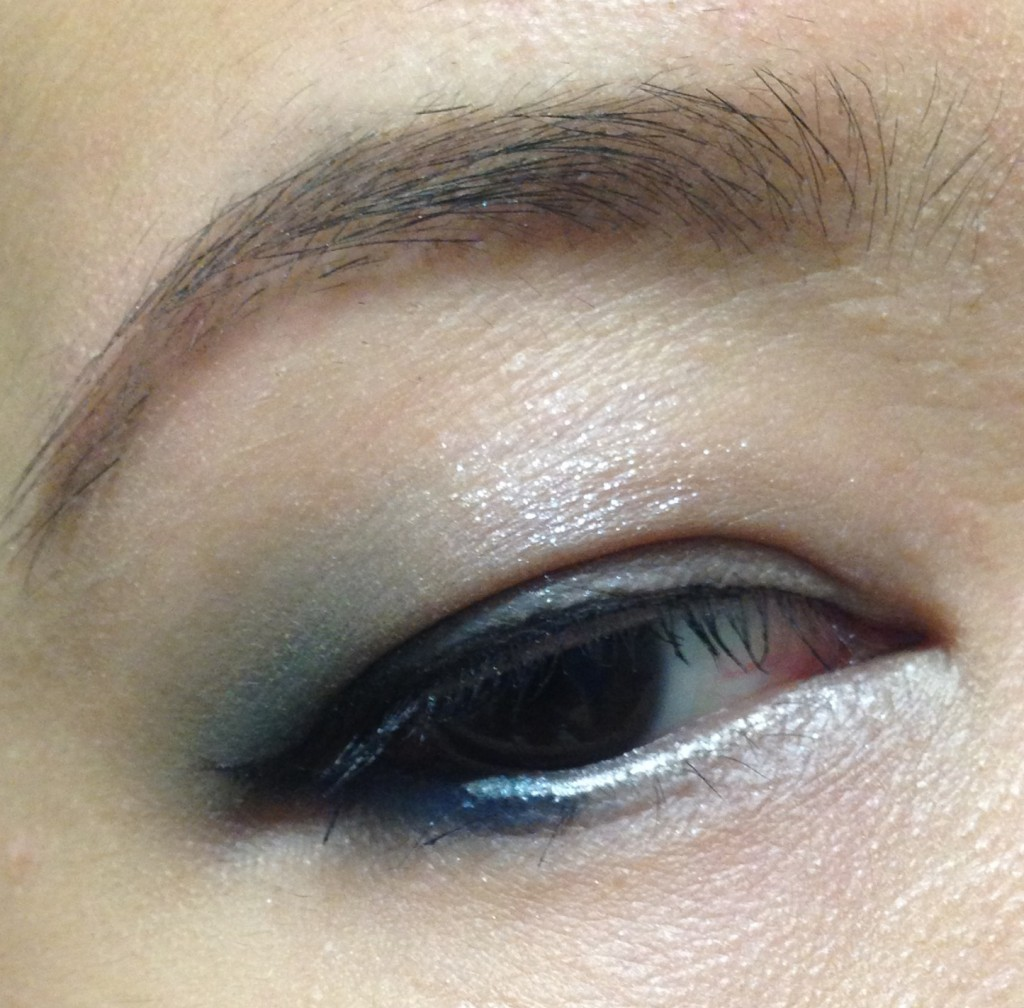 Tom Ford Unabashed Eye & Cheek palette EOTD