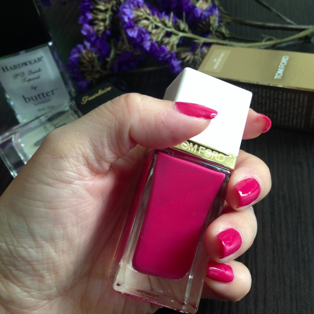 Tom Ford Nail Polish in Indiscretion