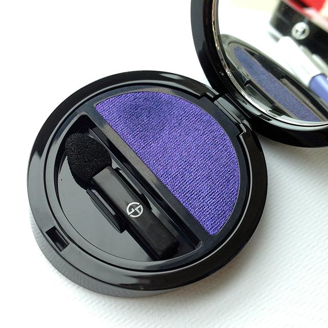 Giorgio Armani Eyes to Kill Macro Color Solo Sapphire Spider (20) Eyeshadows
