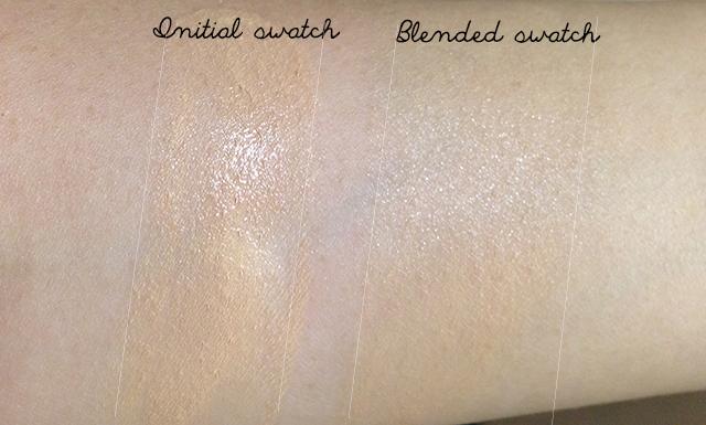 Sulwhasoo Evenfair Perfecting Cushion swatches