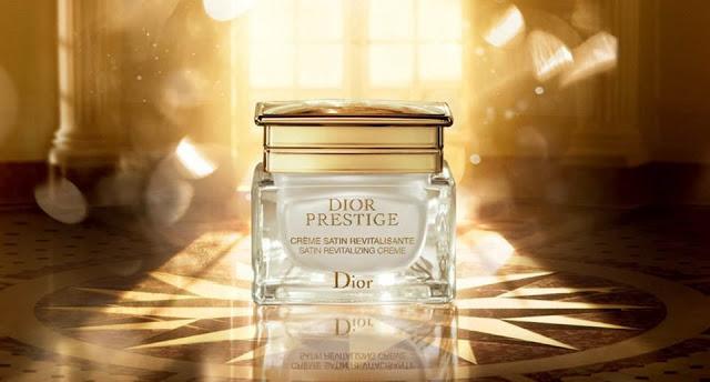 Dior Prestige skincare