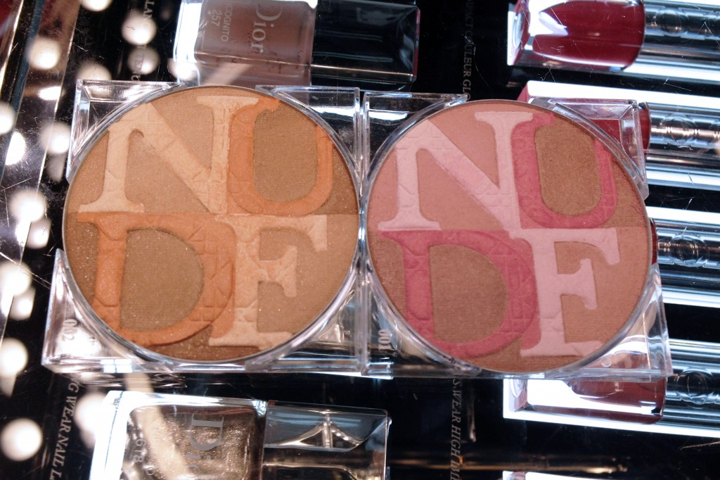 Diorskin Nude Shimmers