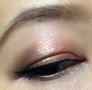 Marc Jacobs Eye-con No. 7 The Starlet EOTD