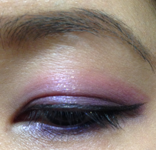 YSL Couture Palette 11 Ballet Russes EOTD