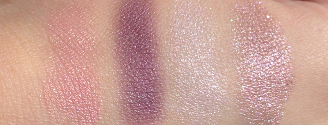 Chanel Les 4 Ombres Tisse Cambon swatches