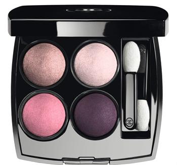 Chanel Les 4 Ombres Tisse Cambon