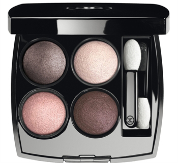 Chanel Les 4 Ombres Tisse Camelia