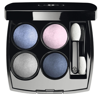 Chanel Les 4 Ombres Tisse Riviera