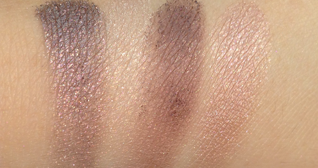 Chanel Les 4 Ombres Tisse Rivoli swatches
