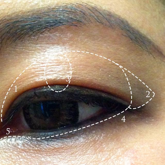 OMYSBA2014 Daytime smokey eye look tutorial