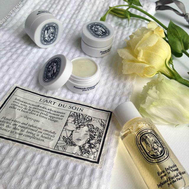 Diptyque L'art du Soin Skincare Collection