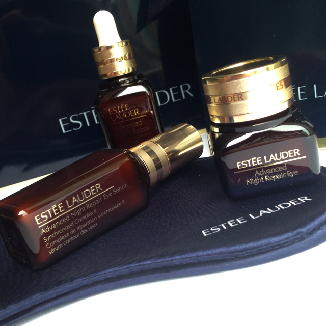 Estee Lauder New Advanced Night Repair collection