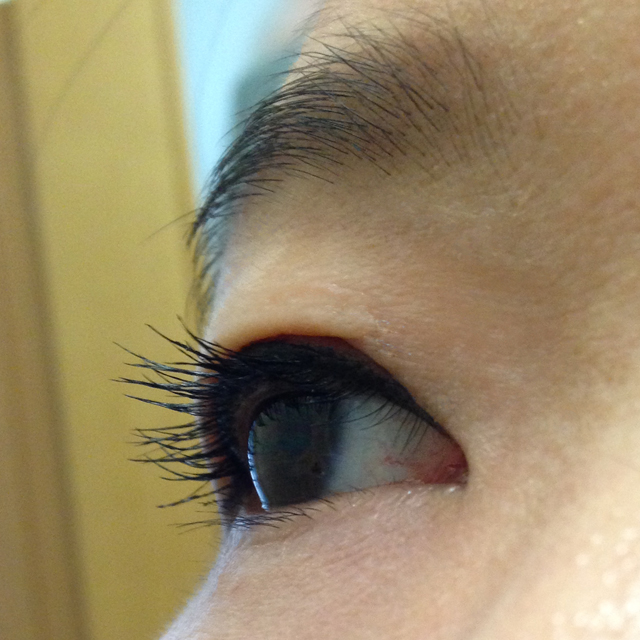Eyeko Eye Do Mascara after shot