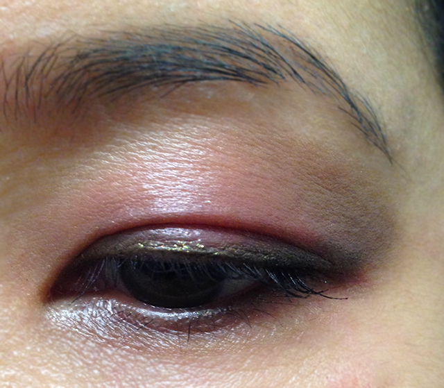 Chanel Ombre Essentielle Soft Touch Hesitation EOTD
