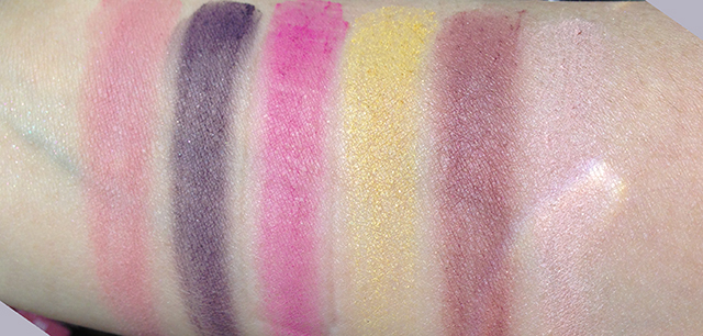 Chanel Ombre Essentielle Soft Touch swatches