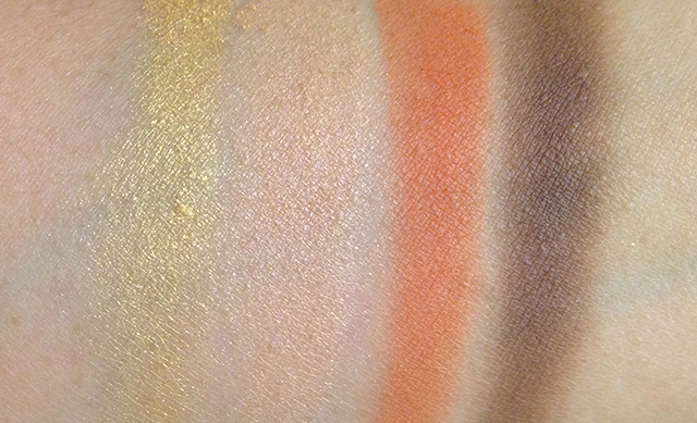 Dolce & Gabbana Smooth Eye Color Quad Tangier swatches