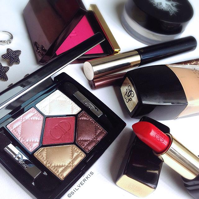 Dior Trafalgar 5 Couleurs Eyeshadow Palette for FW2014