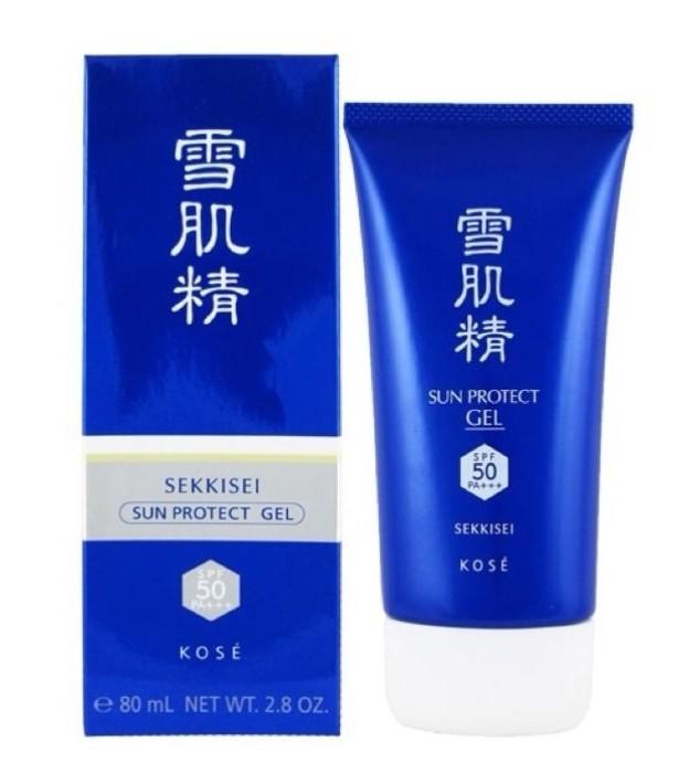 Kose Sekkisei Sun Protect Gel SPF50