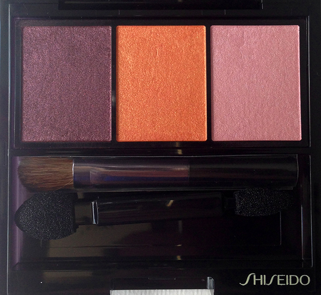 Shiseido FW2014 Luminizing Satin Eye Color Trio OR316