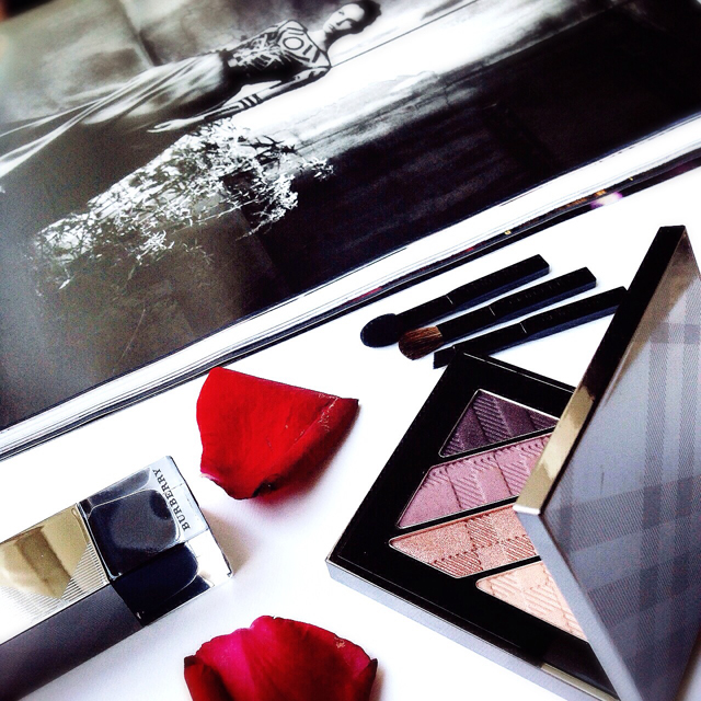 Burberry Complete Eye Palette #12 Nude Blush for FW2014