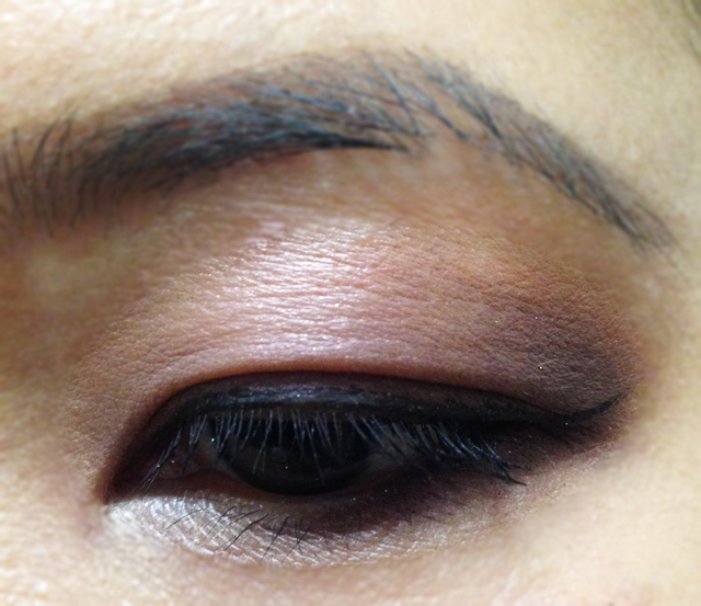 Burberry Complete Eye Palette Nude Blush EOTD