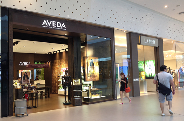 Beauty Boutiques at Central World - Aveda & La Mer