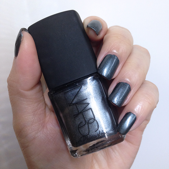 NARS x Phillip Lim Wrong Turn nail polish 1 coat