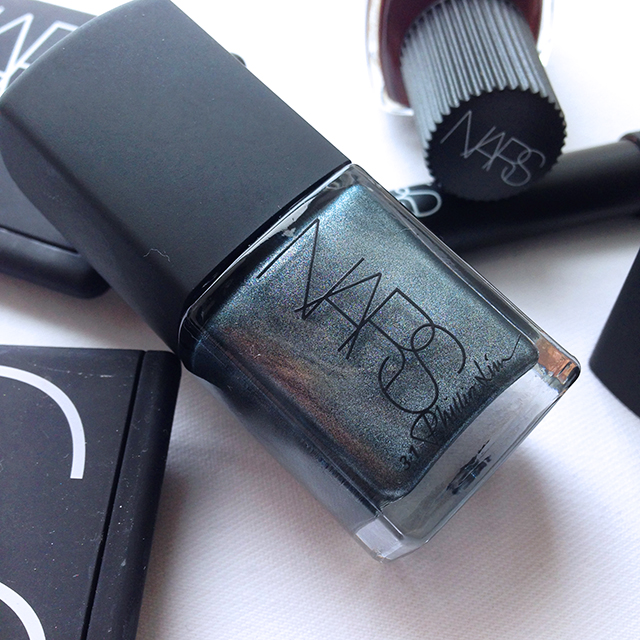 NARS x Phillip Lim Wrong Turn nail polish