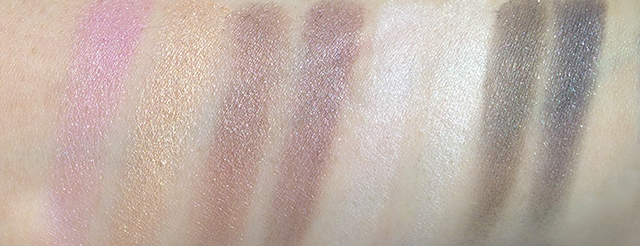 SUQQU Blend Color Eyeshadow EX-21 swatches