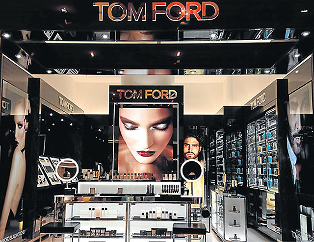 Tom Ford Beauty in Siam Paragon